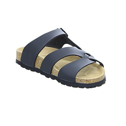 Rohde  1004105, chaussons d'intérieur femme Noir - Noir