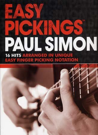 Wise Publications Simon Paul - Easy Picking 16 Hits - Guitar Tab