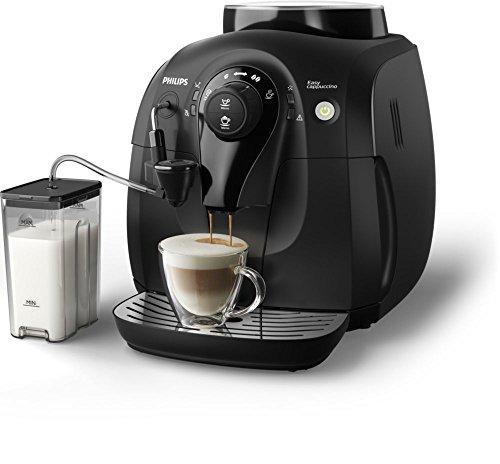 Philips HD8652/91 Serie 2100 Kaffeevollautomat Schwarz