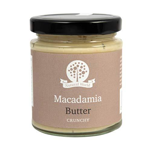 Nutural World - Knusprige Macadamia Butter (170g)