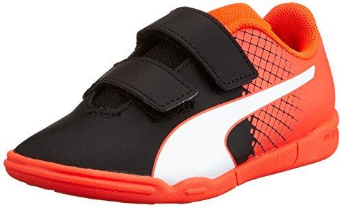 Puma Evospeed 5.5 IT V Jr, Chaussures de Football Compétition Mixte Enfant