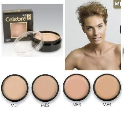 Mehron Celebre Pro HD Foundation Professional in ME3 by We are stockists of Ben Nye and Kryolan make-up!