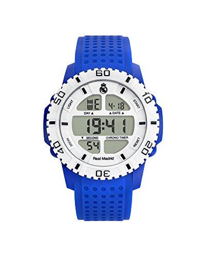 Reloj Oficial Real Madrid Hombre RMD0007-13