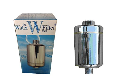 The Water Filter Men Inline - Filtro para Ducha
