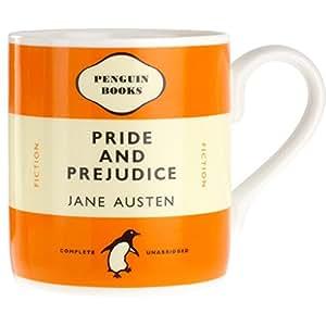 Penguin Mug Pride and Prejudice by Jane Austen