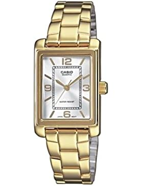 Casio - Damen -Armbanduhr LTP-1234PG-7A