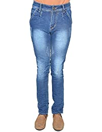 Diesel Men's Blue Stretchable Slim Fit Jeans (J31)