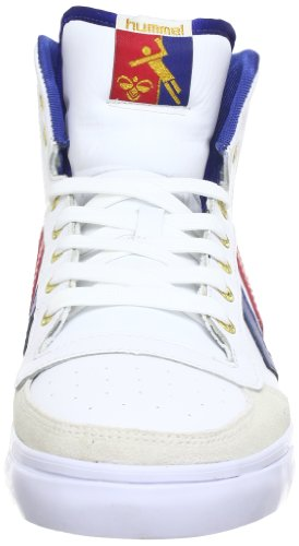 hummel STADIL HIGH 63-066-2640, Baskets mode mixte adulte Blanc