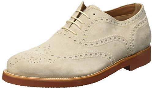 Fratelli Rossetti 45532, Herren Brogue-Schuhe, Bianco Sporco (Latte), 43 889e886ffb0
