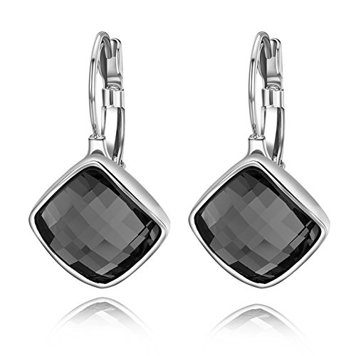 yoursfs-noble-grey-crystal-leverback-earrings-women-square-drop-earrings-for-evening-party-18ct-rose