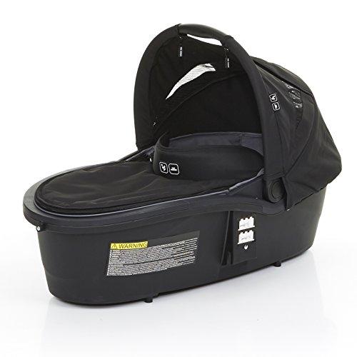 Preisvergleich Produktbild ABC Design 10104900Doozy Kindersitz für Auto, Schwarz