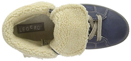 Legero Damen Taro 700603 High-Top Blau (PACIFIC 80)