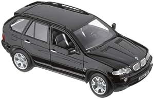 Welly - Voiture miniature - BMW X5 - Noire