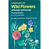 Cover of: A Field Guide to the Flowers of Britain and Europe (Collins Field Guide) | T. Schauer, G. Caspari