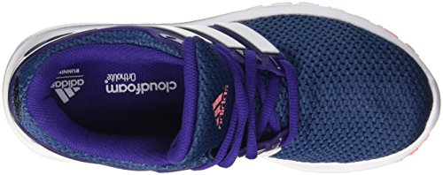 adidas Energy Cloud Wtc W, Scarpe Sportive Outdoor Donna Viola (Collegiate Purple/Ftwr White/Ray Pink)