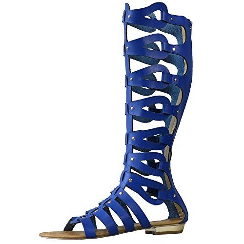 RUAYE - Gladiatore donna Blue