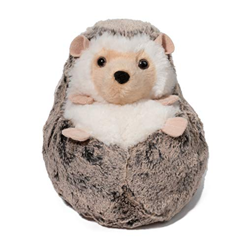 "Cuddle Toys 1838, Peluche a Forma di Riccio ""Spunky SR Hedgehog"",Lunghezza 20cm"