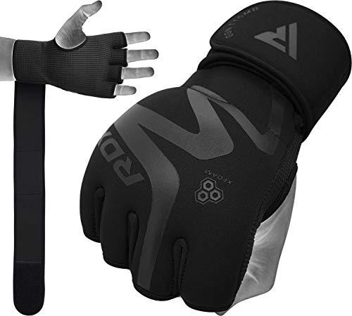 RDX Innenhandschuhe MAM Boxbandagen Handschuhe Kampfsport Sandsackhandschuhe Sparring Innere Grappling Trainingshandschuhe (MEHRWEG) Innere Handschuhe