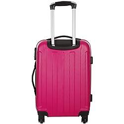TravelOne Juego de maletas, fucsia (Rosa) - 13731201FUSC-3