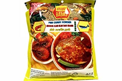 BABA Fish Curry Powder from BABA Products (M) SDN BHD