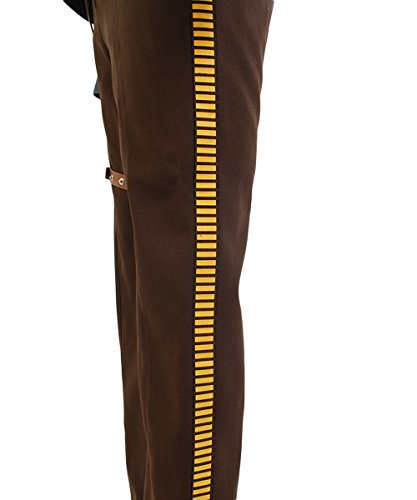 Star Wars Empire Strikes Back Han Solo Hose Cosplay Kostüm XXL