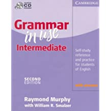 Grammar in Use Intermediate with Answers with Audio CD: Self-study Reference and Practice for Students of English
