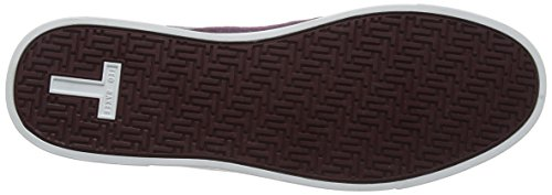 Ted Baker Ophily, Baskets Basses Femme Multicolore - Multicolor (Burgundy/Dark Grey)