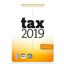 tax 2019 (für Steuerjahr 2018 / Aktivierungscode per Email)