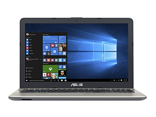 Asus X541UA-GO1345D 15.6-inch Laptop (6th Gen i3-6006U/4GB/1TB/Free DOS/Integrated Graphics), Black/Gold image