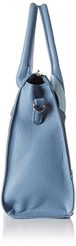Bulaggi Damen Chapman Henkeltasche, 12x35x32 cm Blau (Blue)