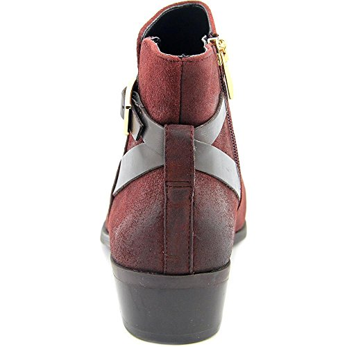 Franco Sarto Shandy Cuir Bottine Bordo