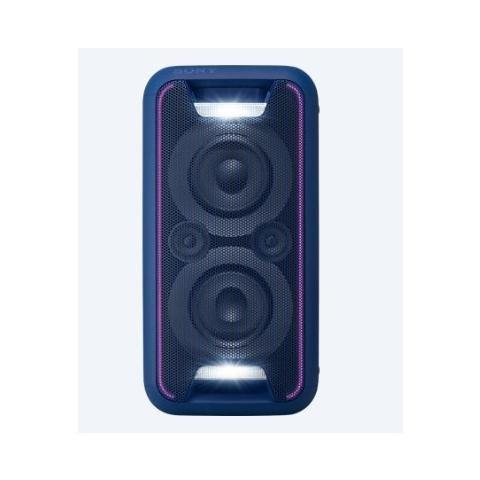 sony-system-audio-2way-gtk-xb5l-bluetooth-nfc-blue