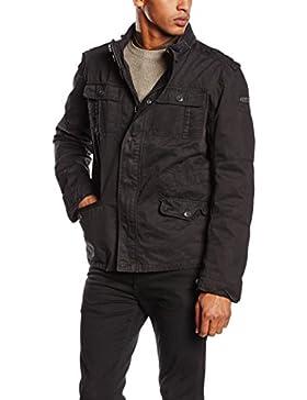 Brandit Britannia Jacket Chaqueta Negro XL