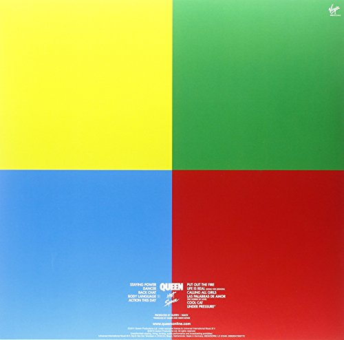 Hot Space (Limited Edition) [Vinyl LP] - 2