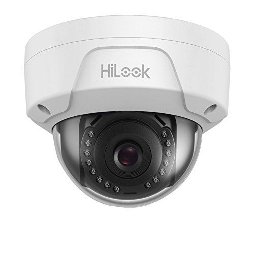 HiLook IPC-D120H-M cámara de vigilancia Cámara de seguridad IP Interior y Exterior Almohadilla Negro, Blanco 1920 x 1080 Pixeles - Ip Vigilancia Camara