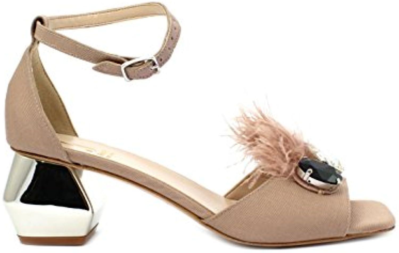 Mr.   Ms. Jeannot Sandalo 55026BTA50BROSY0125 durevole Stile elegante Scarpe traspiranti | Nuovo  | Uomo/Donne Scarpa