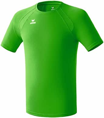 erima Kinder T-Shirt Performance, green, 128, 808205