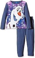 Disney Girls' Frozen Olaf Pyjama Set