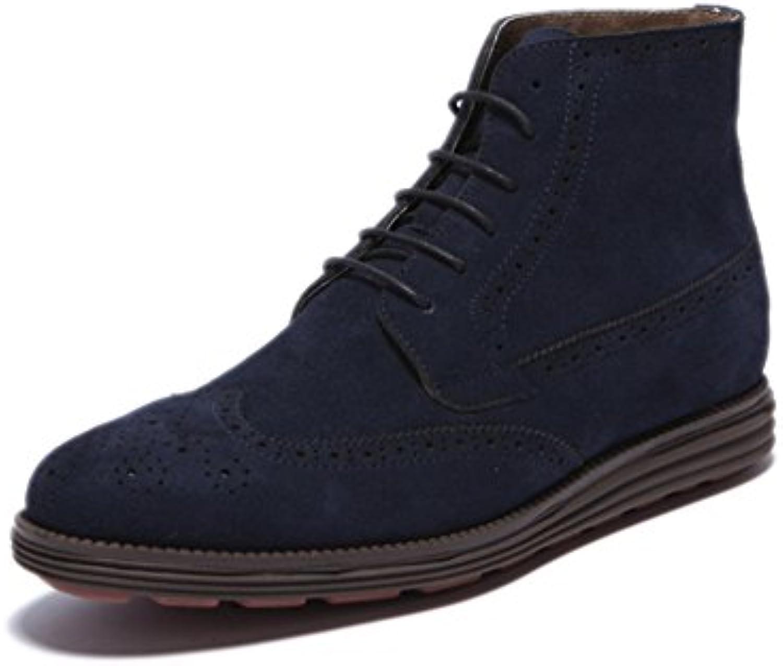 High Fashion Schuhe/British Business casual Herrenschuhe/ geschnitzt Leder