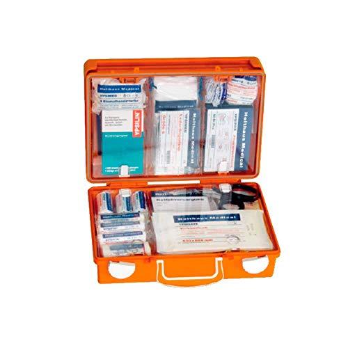 Holthaus Medical Füllsortiment Din-Füllung Erste-Hilfe Verband, für Betriebe, Typ 1 ÖNORM Z 1020