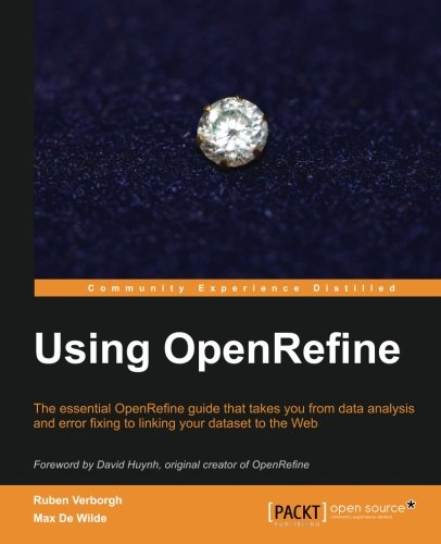 Using Openrefine por Ruben Verborgh