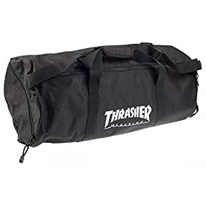 Thrasher Logo Barrel Bag