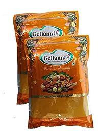Bellanuts Turmeric (Haldi) (500gX2)