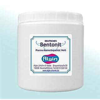 Algin Bentonit Pharma-Kosmetikqualität 1 Kg