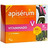 Apiserum vitaminado 200 mg jalea 30 cap preisvergleich bei billige-tabletten.eu