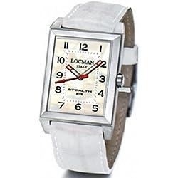 Locman 024100MWNBK2PSW_wt Unisex Wristwatch