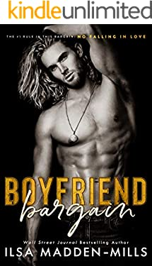 Boyfriend Bargain (English Edition)