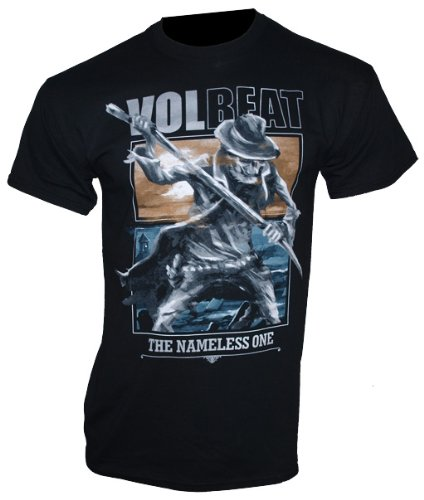 Volbeat - T-Shirt THE Nameless One Taglia M - Nastro Maglietta