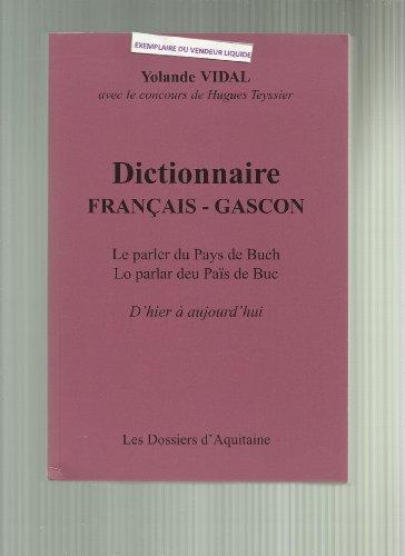 Dictionnaire Français - Gascon