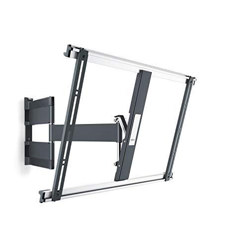 Vogel's THIN 545 TV-Wandhalterung für 102-165 cm (40-65 Zoll) Fernseher, schwenkbar und neigbar, max. 25 kg, Vesa max. 600 x 400, Schwarz